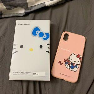 Rhinoshield Hello Kitty IPhone XS case